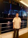 黄浦江夜游1