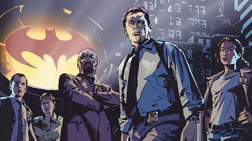 阿亚帕涅科语-疗效:   埃德布鲁巴科(Ed Brubaker)是蝙蝠侠漫画的作者之一,更是