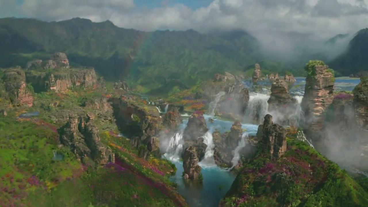 #地心历险记2:神秘岛#