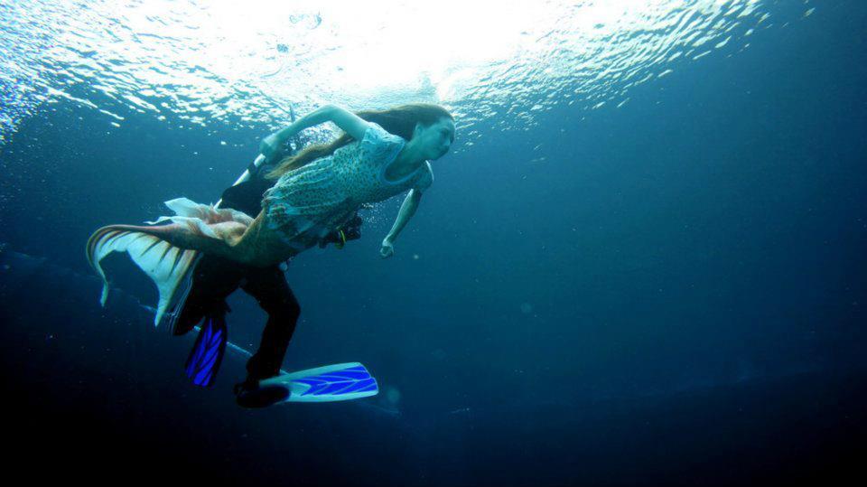 《爱上美人鱼 》(2012)图片