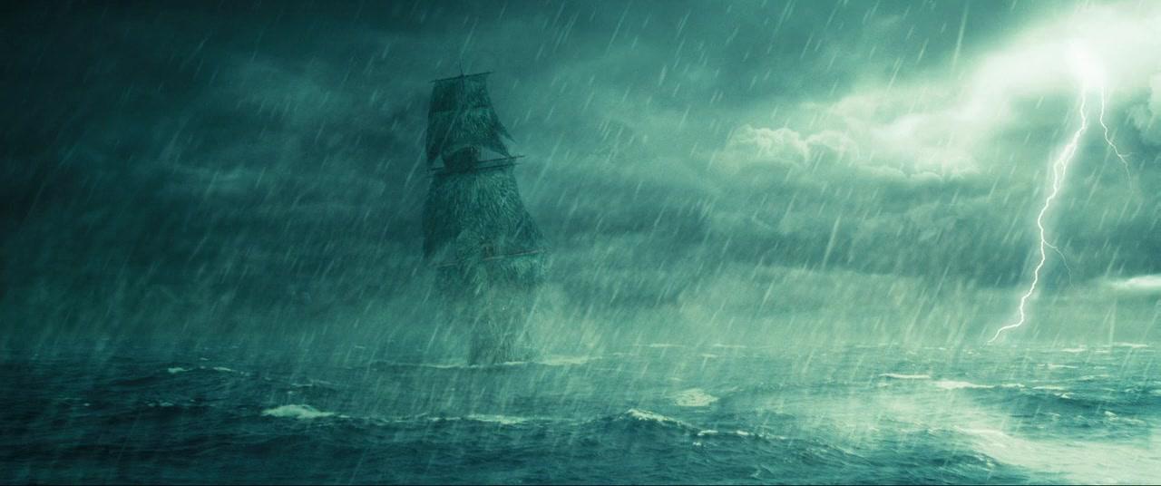 加勒比海盗:亡灵箱 – mtime时光网
