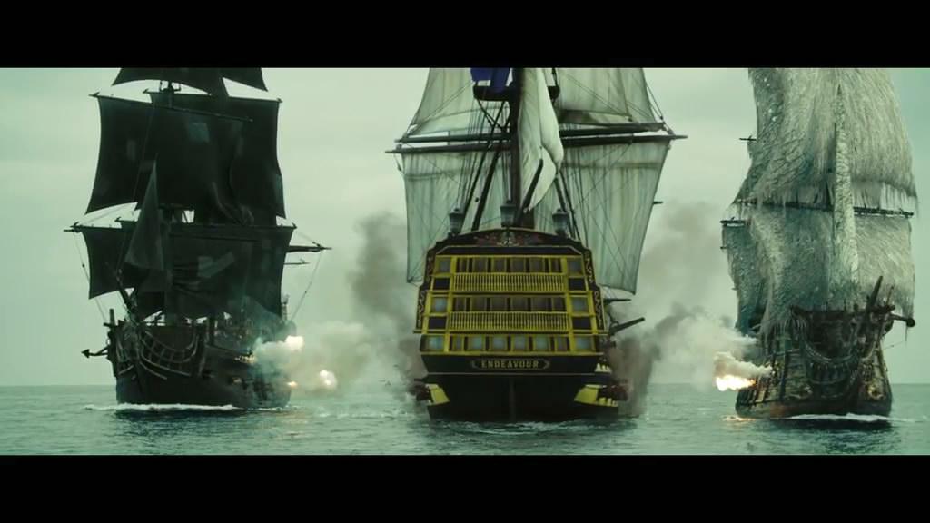 加勒比海盗3:世界的尽头e