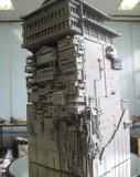 宫崎骏动画《千与千寻》中的汤屋模型