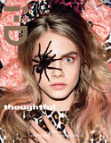 Cara Delevingne for i-D The Wise Up Issu