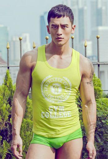 健身教练顾又铭2013-04-12