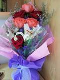 花朵与饰物