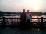 金色池塘:与倪祥保教授