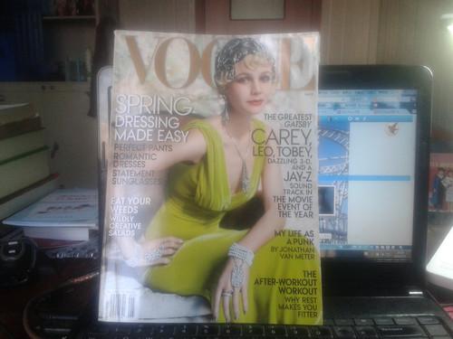 《VOGUE》 5月刊 from 远眺