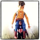 Woody & Steven Rogers