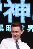 Tom Hiddleston in China