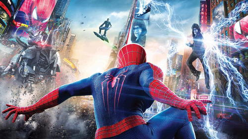 mtime时光网 超凡蜘蛛侠2 影评 the amazing spider-man2 is amazing!