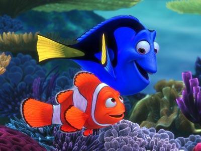 《星际宝贝》 《小马王》 《星银岛》 3,2003年:第76届 -《海底总动员