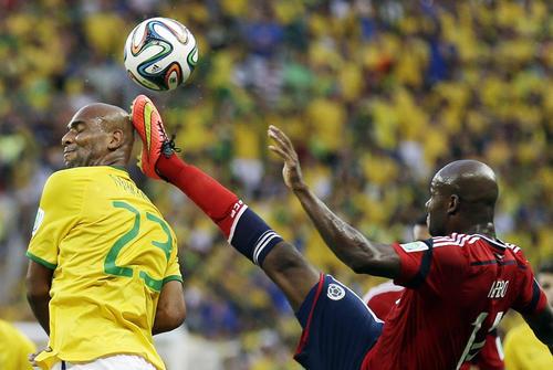 世界杯那些事之三十一 2014世界杯足球赛精彩瞬间