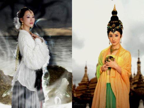 影评 《情癫大圣》(2005):各版电视剧,电影《西游记》大pk      蛇妖