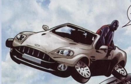 《神盾局特工》中,这真的是一辆老式汽车