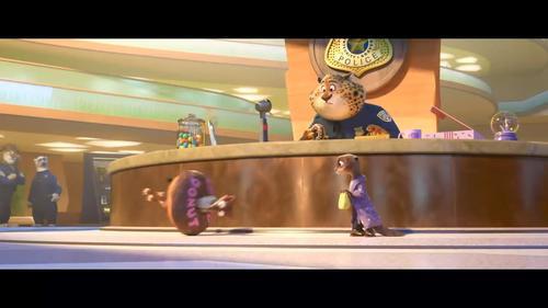 《疯狂动物城》:一起来盘点